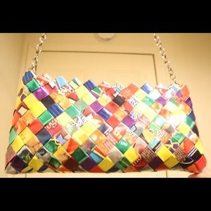 Handbags - Candy Wrapper Purse